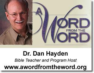 Dan Hayden - A Word from the Word