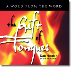 The Gift of Tongues