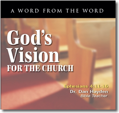 God's Vision for the Church