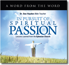 In Pursuit of Spiritual Passion