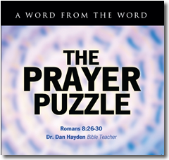 The Prayer Puzzle