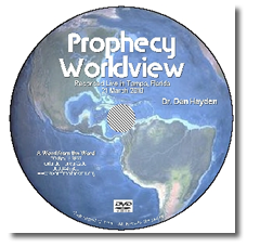 Prophecy Worldview - DVD